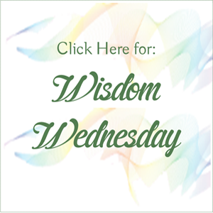 Wisdom Wednesday-300px