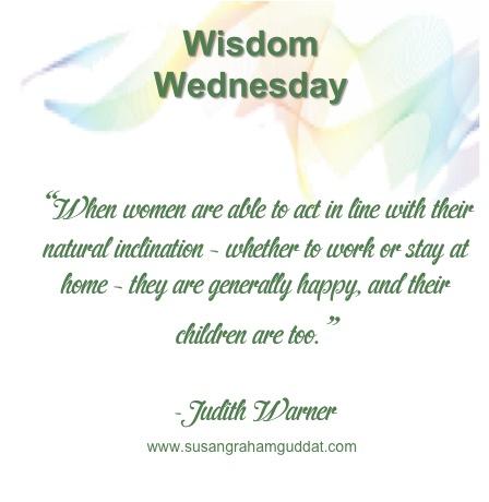 Judith Warner
