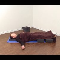 'Be Still' meditation and Relax with Ester from Abraham-Hicks while using Rainbow Foameez!